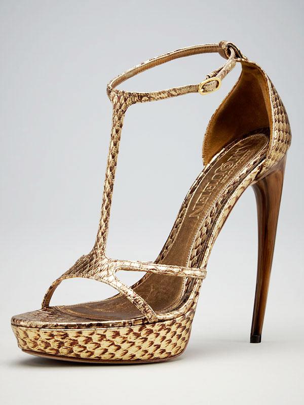 アレキサンダーマックイーン(Alexander-McQueen)の靴