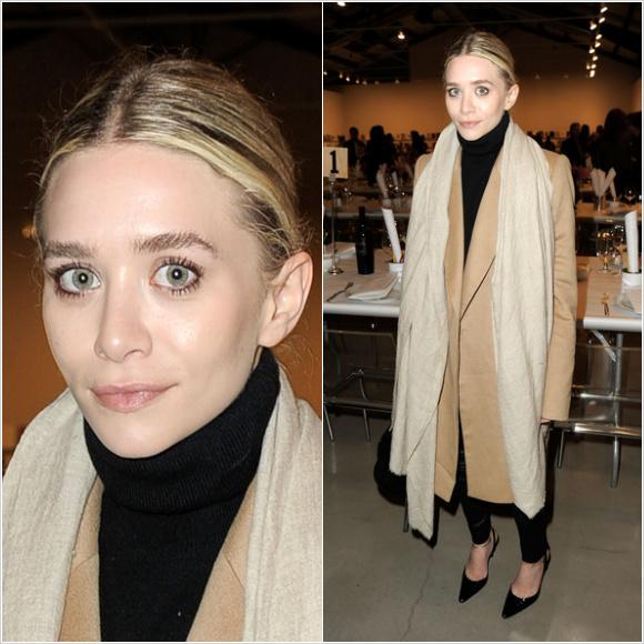 アシュリー・オルセン(Ashley Olsen)の写真