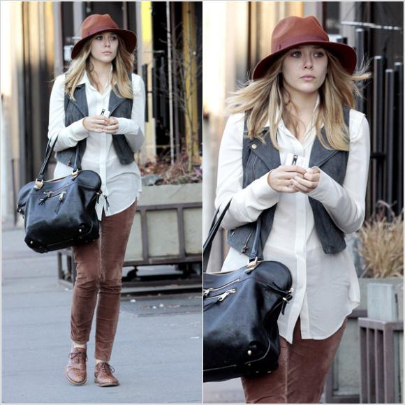 エリザベス・オルセン(Elizabeth Olsen)の写真