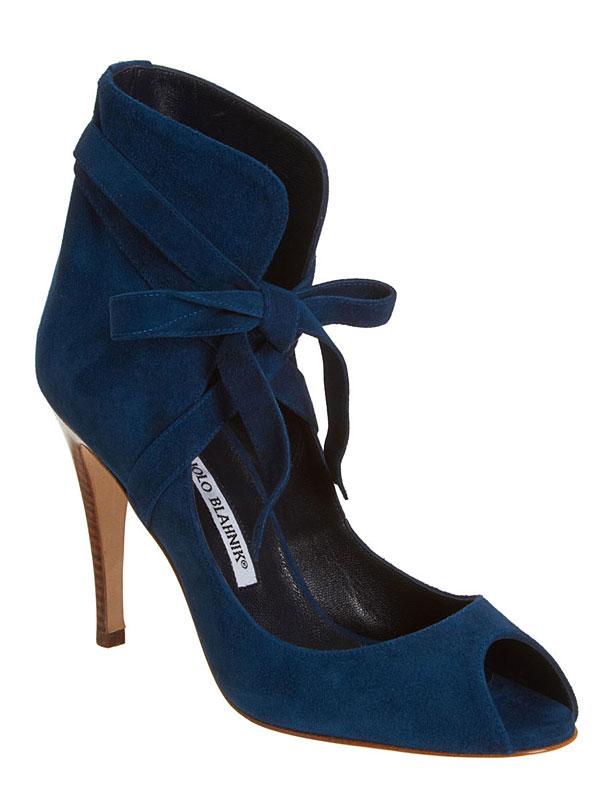マノロ・ブラニク(Manolo Blahnik)の靴
