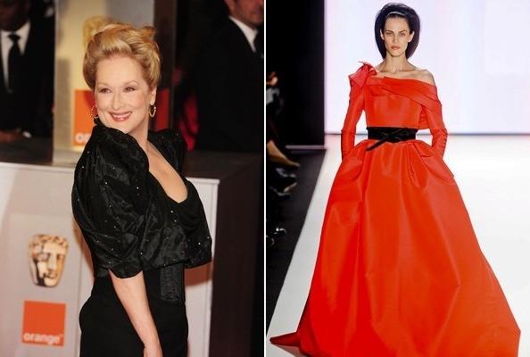 メリル・ストリープ(Meryl Streep)の写真