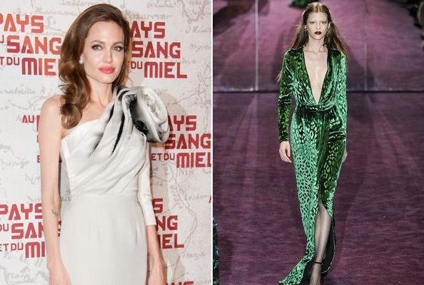 アンジェリーナ・ジョリー(Angelina Jolie)の写真