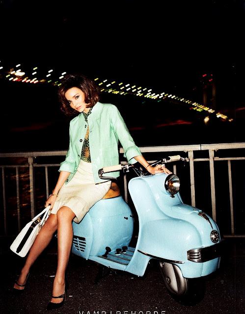 Bazaar:ミランダ・カー(Miranda Kerr )