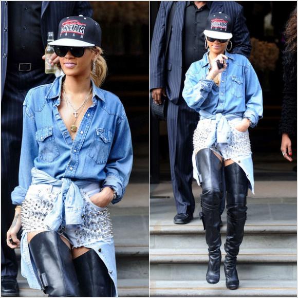 リアーナ(Rihanna)の写真