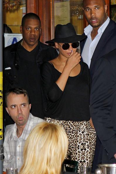 ビヨンセ(ビヨンセ)とジェイ・Z (Jay-Z)の画像