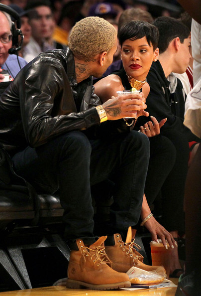 Rihanna-Chris Brown