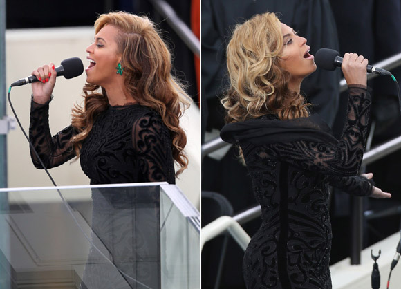 Beyonce-President