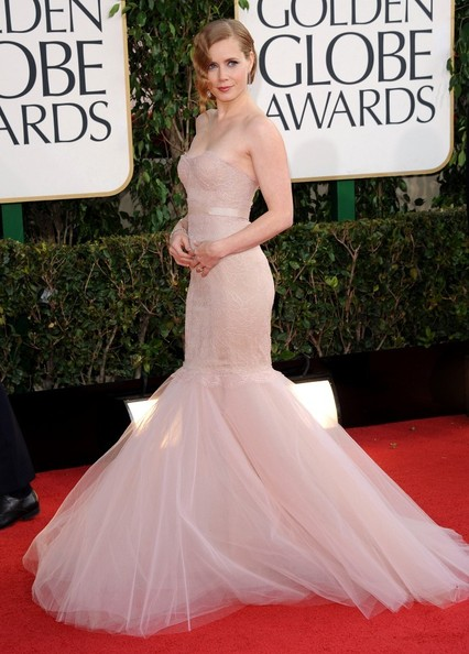 Golden-Globe-Awards--Amy Adams