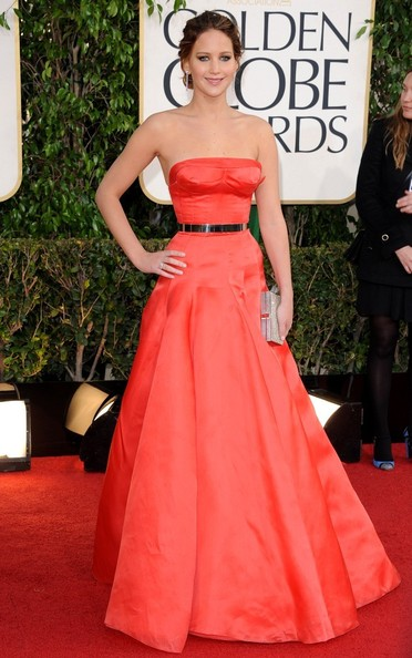 Golden-Globe-Awards--Jennifer Lawrence