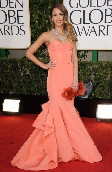 Golden-Globe-Awards--Jessica Alba