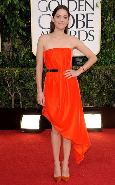 Golden-Globe-Awards-Marion Cotillard
