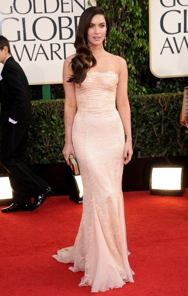 Golden-Globe-Awards--Megan Fox