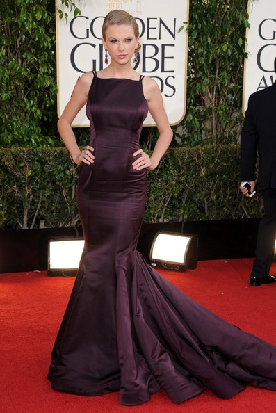 Golden-Globe-Awards--Taylor Swift