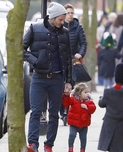 David Beckham-happer