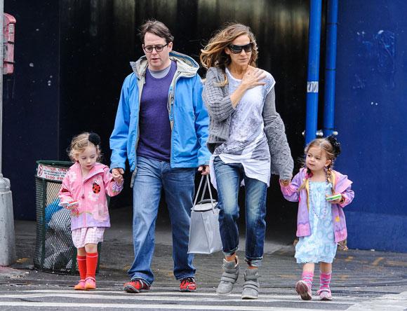 Sarah-Jessica-Parker-family