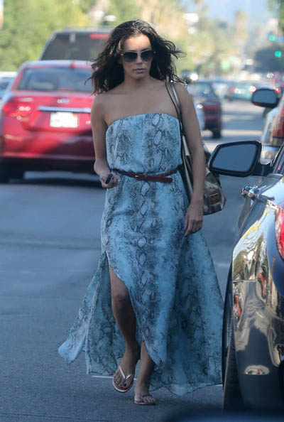 Eva+Longoria-Maxi-Dresses