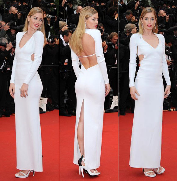 Cannes-Doutzen-Kroes