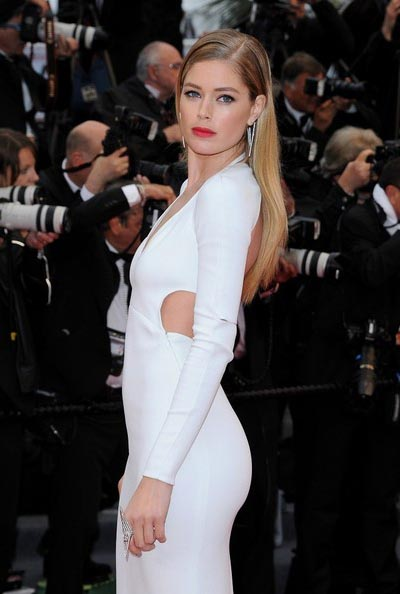 Cannes-Doutzen Kroes2