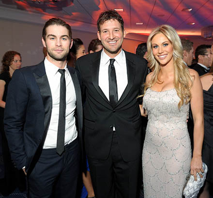 Chace Crawford-family