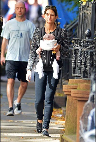 Lily-Aldridge-baby