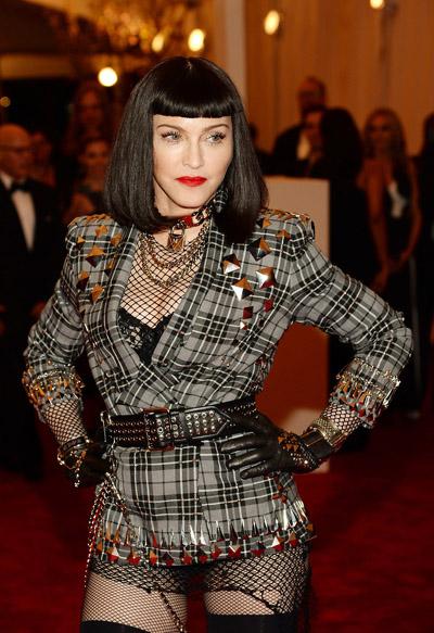 Madonna-2013Met Gala5