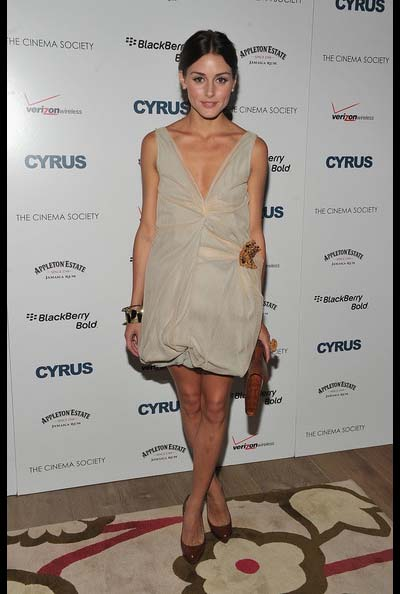 Olivia Palermo-nude-dress