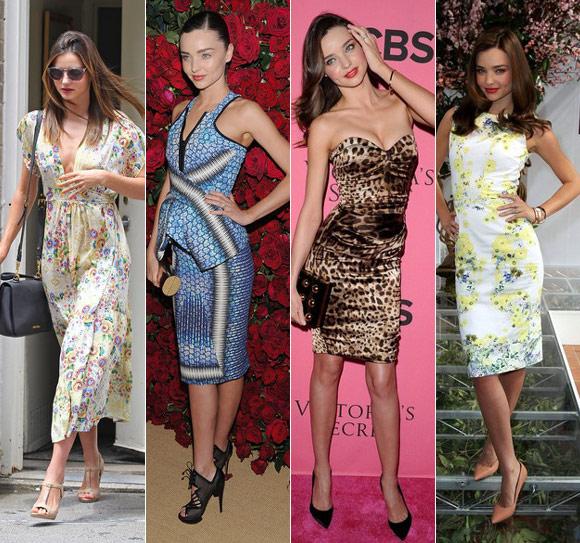 Miranda-Kerr-print-dress