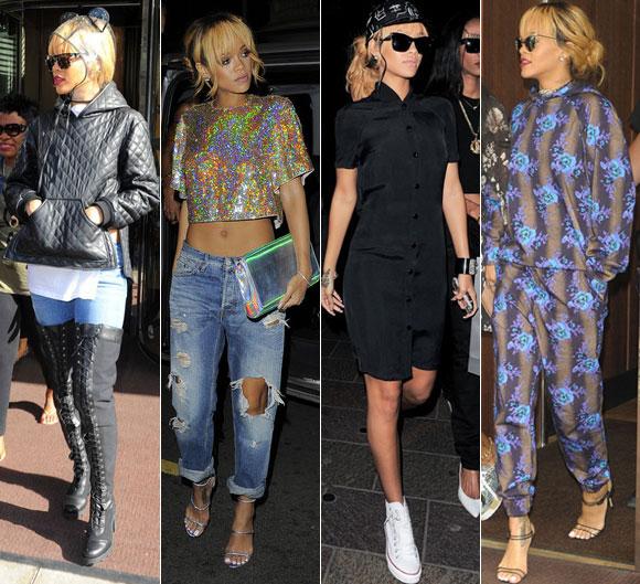 Rihanna-london