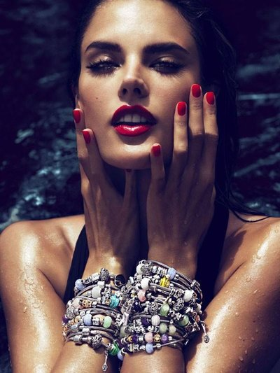 model-money-rank10-Alessandra Ambrosio