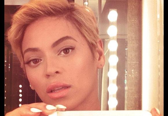 Beyonce-short-hair