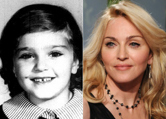 Madonna-baby