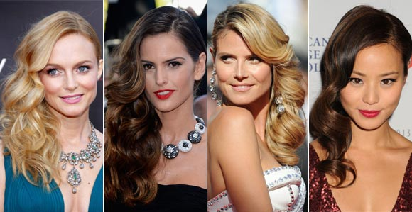 Side-Swept-Hairstyles
